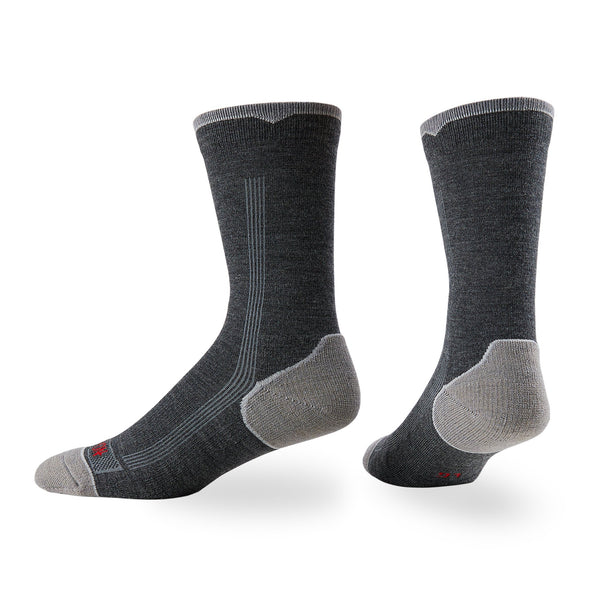 Destination Crew Sock Mens Socks - Capitan Boots