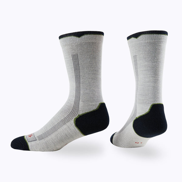 Destination Crew Sock 3 Pack Mens Socks - Capitan Boots