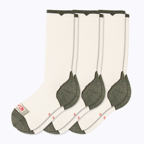 Essential Crew Sock 3 Pack Mens Socks - Capitan Boots
