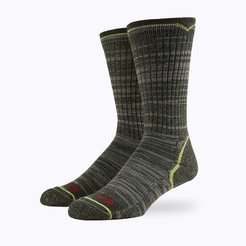 James Mid Calf Sock 2 Pack Mix Mens Socks - Capitan Boots