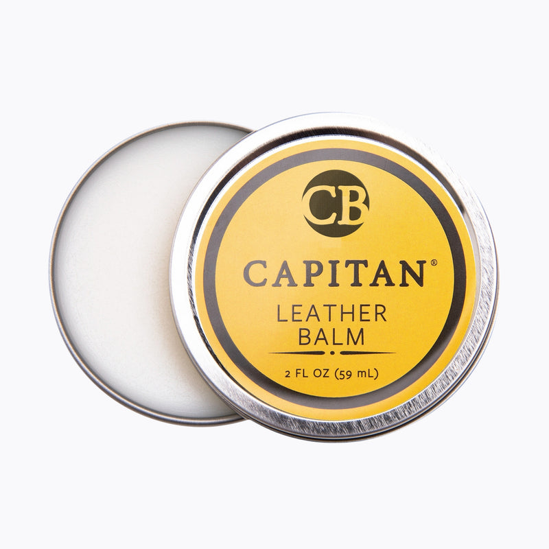Leather Balm Leather Care - Capitan Boots