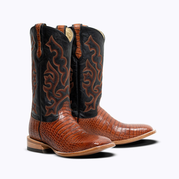 Terlingua Nile Crocodile Boot - Capitan Boots