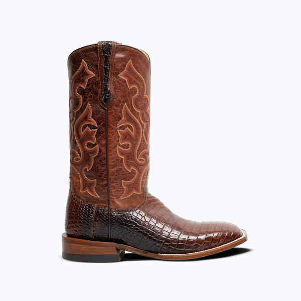 Socorro Nile Crocodile Boot - Capitan Boots