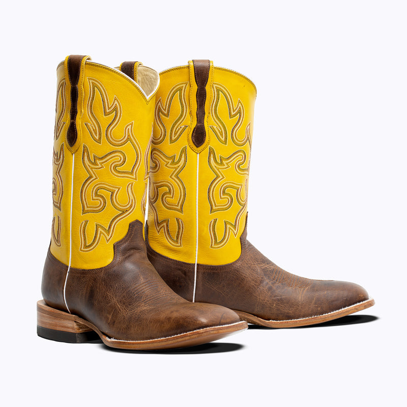 Amarillo Mens Western Boot - Capitan Boots