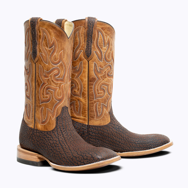 Enid Mens Western Boot - Capitan Boots