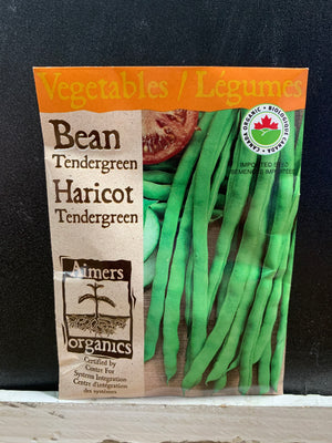 Load image into Gallery viewer, Organic Tendergreen Bean Seeds