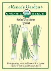 Load image into Gallery viewer, Organic Salad Scallions
