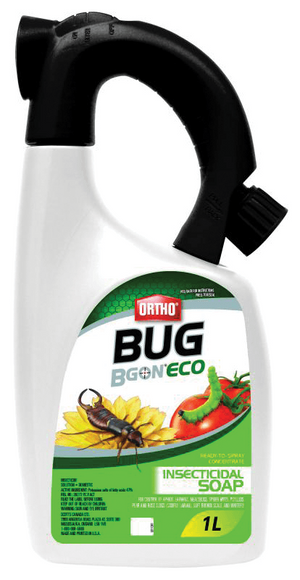ORTHO® BUG B GON® ECO INSECTICIDAL SOAP READY-TO-SPRAY CONCENTRATE