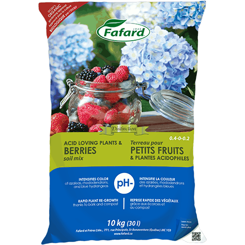 Fafard Acid Loving Plants & Berries Mix 30L