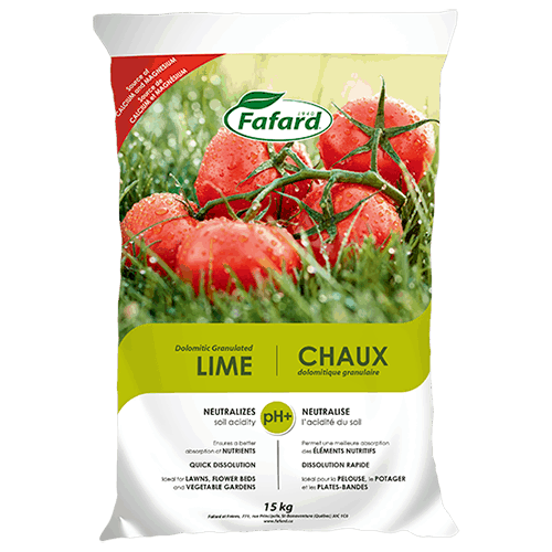 Fafard Dolomitic Granulated Lime 15kg