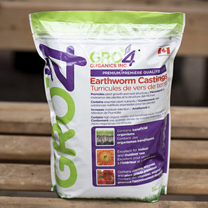 Gro4 Earthworm Castings