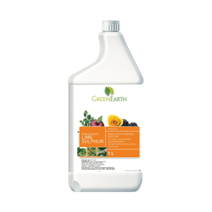 Green Earth Lime Sulphur Insecticide 1L