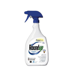 RoundUp Domestic Grass & Weed Control