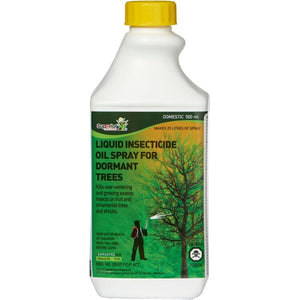Superior Liquid Insecticide Oil Spray for Dormant Trees
