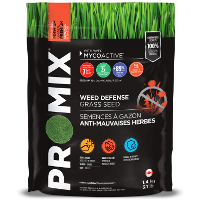 Load image into Gallery viewer, Pro Mix Weed Defense Grass Seed 1.4kg
