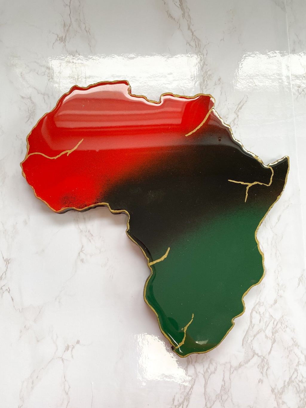 Small Africa Wall Art