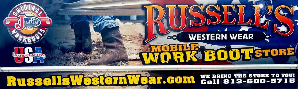 Mobile Safety Shoes Work Boot Truck Delivery FL