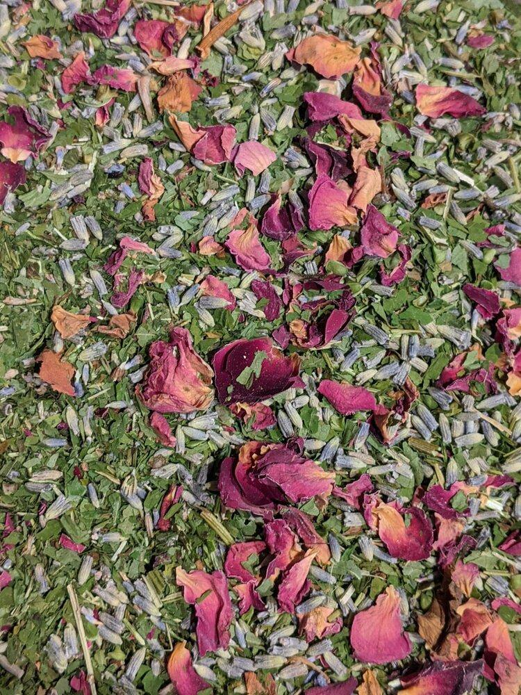 Garden Based DREAMER Loose Leaf Tea - FLOWS Grocery