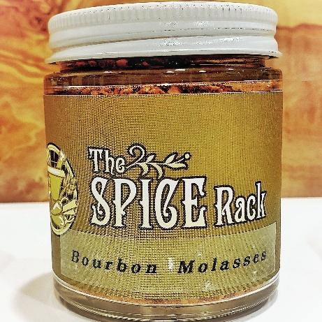The Spice Rack Bourbon Molasses-4 oz - FLOWS Grocery (5778474008742)