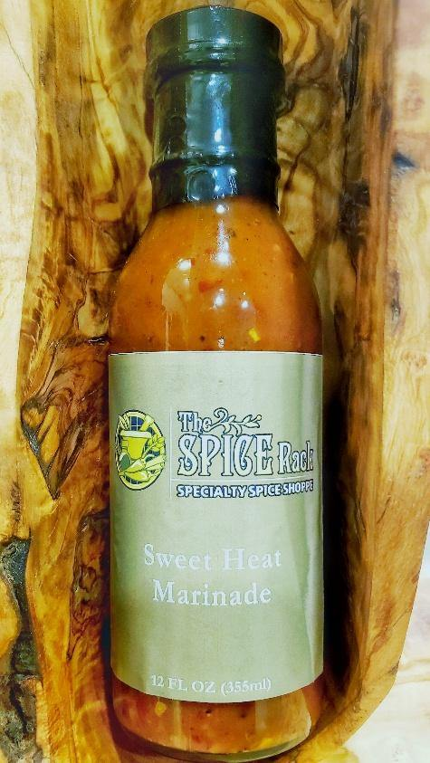 The Spice Rack Sweet Heat Marinade-12 oz - FLOWS Grocery (5778096160934)