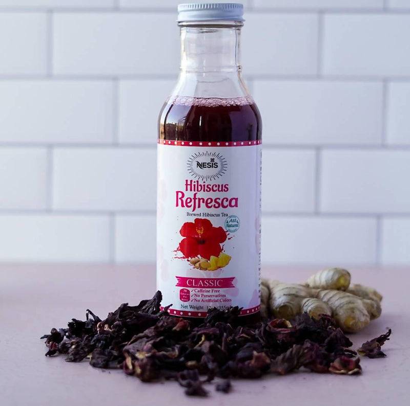 Nesis Classic Hibiscus Refresca - FLOWS Grocery