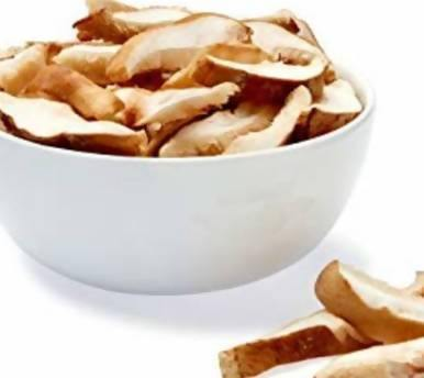 Dried Shitake Mushrooms- 1 lb - FLOWS Grocery (5729189101734)