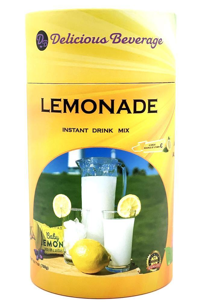 Delicious Beverage Premium Instant Lemonade - FLOWS Grocery