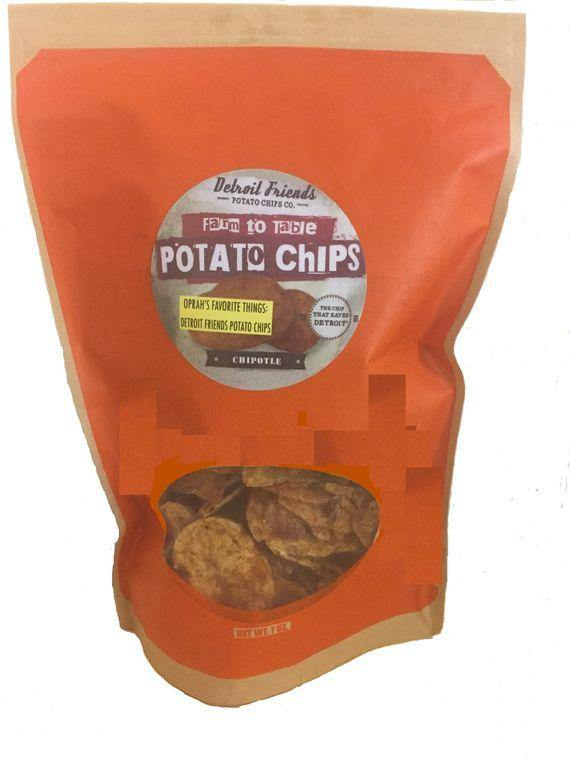 Chipotle Detroit Chips- 7 oz - FLOWS Grocery