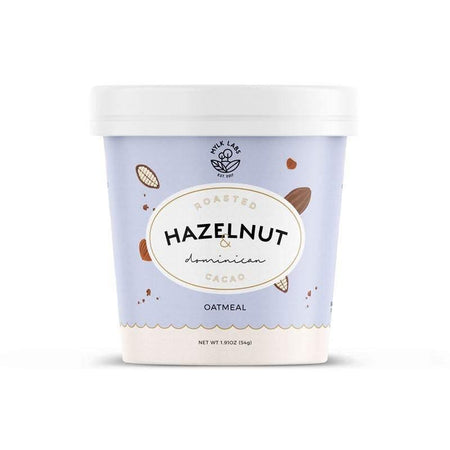 Mylk Labs Roasted Hazelnut & Dominican Cacao Oatmeal Cup - FLOWS Grocery
