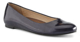 Bronwyn: Navy Tumbled Patent Leather