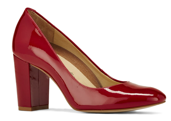 Matisse: Red Patent Leather LIMITED STOCK