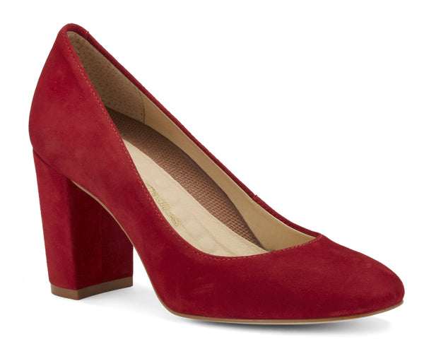 Matisse: Red Suede LIMITED STOCK
