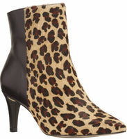 Shine: Leopard Hair Calf/Black Leather LIMITED STOCK