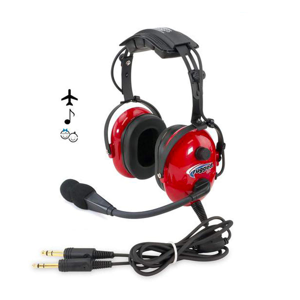 RA250 Childrens General Aviation Headset