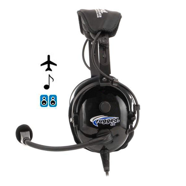 RA900 General Aviation Pilot Headset