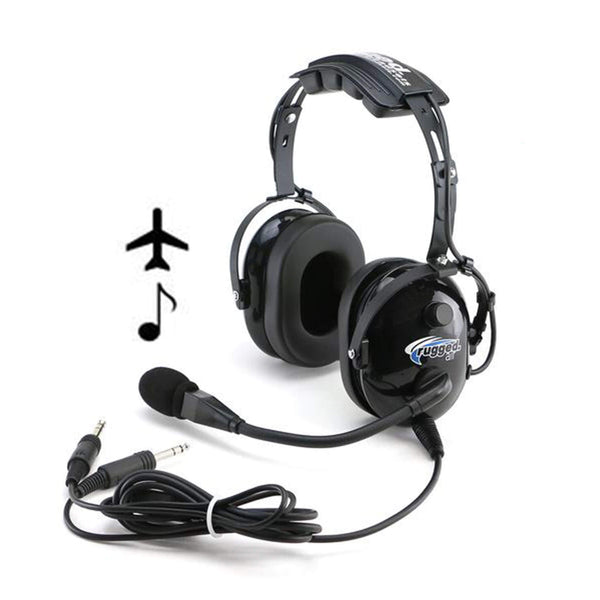 RA200 General Aviation Pilot Headset