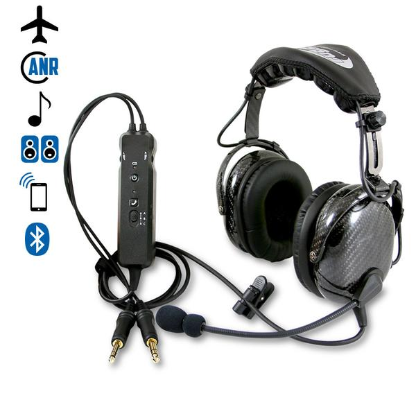 RA980 Wireless ANR General Aviation Pilot Headset