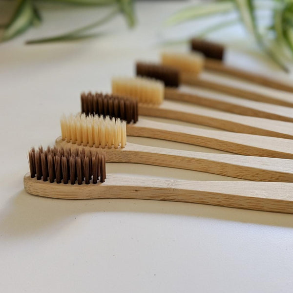 The Benefits of Bamboo Toothbrushes