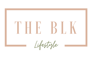The Blk Lifestyle Logo