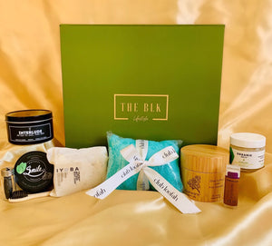 "Gift ""The Basics"" Box (1 Month) - The Blk Lifestyle"