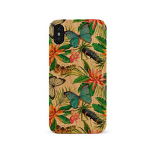 Load image into Gallery viewer, Flower Butterfly UV Colored Wood