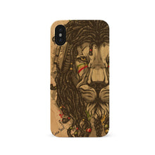 Load image into Gallery viewer, Rasta Lion UV Colored Wood