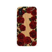 Load image into Gallery viewer, Red Roses UV Colored Wood