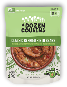 Classic Refried Pinto Beans