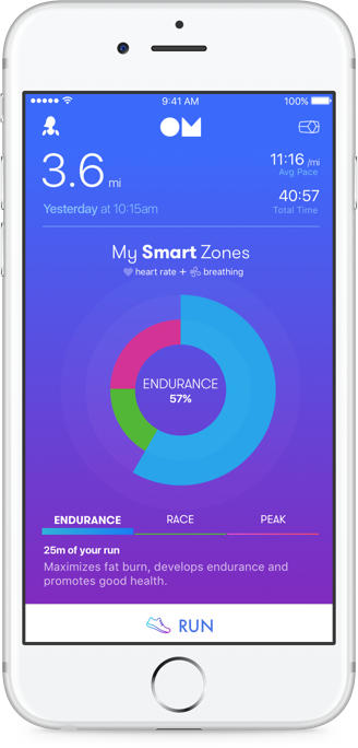 The New Age of Smart: Running Within Your Zones