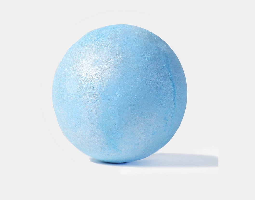 Silver Moon Sparkle Bath Bomb