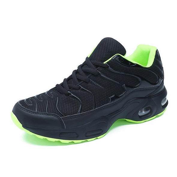 Air Cushion Mesh Breathable Sport Running Shoes