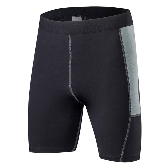 Sports Fitness Wicking Quick-Drying Men's Shorts