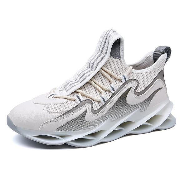 Men's Blade Soles Comfortable Breathable Sneakers