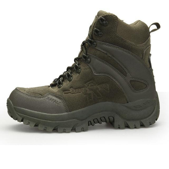 Men's Military boot Combat Mens Chukka Ankle Boot